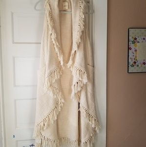SPELL White River Poncho s/m